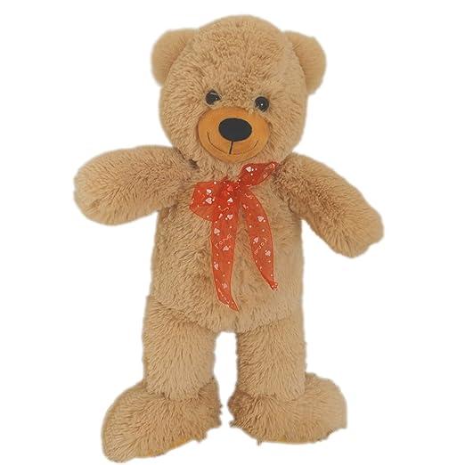 VERCART Riesen Teddybär Kuschelbär 50 cm groß Plüschbär Kuscheltier samtig weich - zum liebhaben