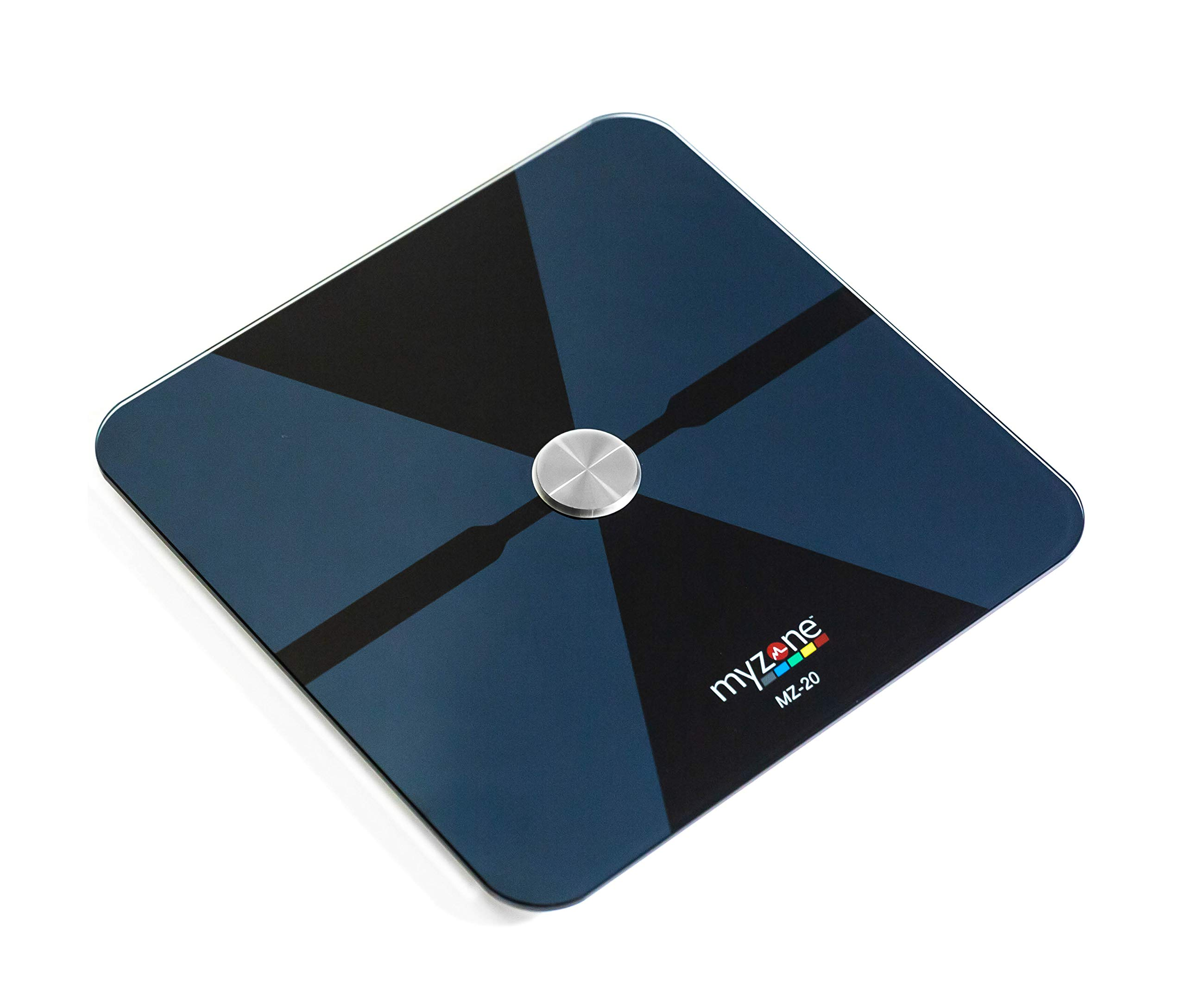 MYZONE MZ-20 Home Scale (Black) by Myzone (Image #2)