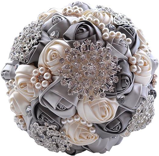 Vintage white dark wine red pearl silver wedding bridesmaid bridal drop earrings
