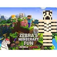 Clip: Zebra's Minecraft Fun - Zebra Gamer