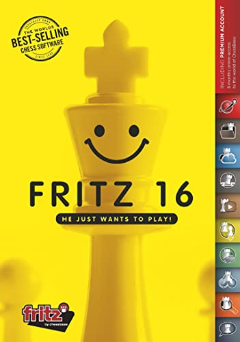 Buy Fritz 16 Online at Low Prices in India | ChessBase India