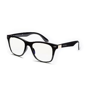 Exceptional PROSPEK   Anti Blue Light Computer Glasses   Wayfarer   Protect Your Eyes Amazing Design