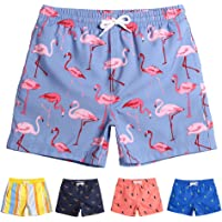 2b07e947c4 MaaMgic Boys Swim Trunks Toddler Swim Shorts Little Boys Bathing Suit  Swimsuit Toddler Boy Swimwear