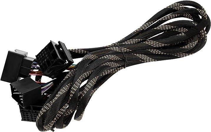 Xtrons 6 Meter Extra Lange Iso Kabelbaum Geeignet Für Elektronik