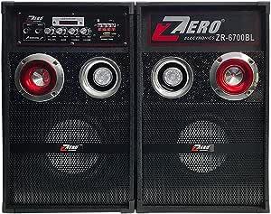 مكبر صوت زيرو ZR-6700 سلكي/لاسلكي