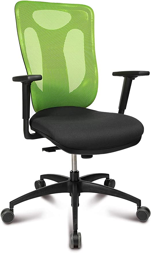 Topstar Drehstuhl NET PRO 100 schwarzgrün: