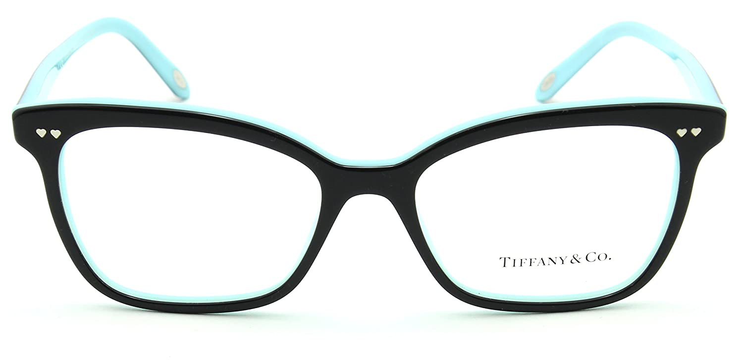 bb95a23ee9 Amazon.com  Tiffany   Co. TF 2155 Women Eyeglasses RX - able Frame 8055