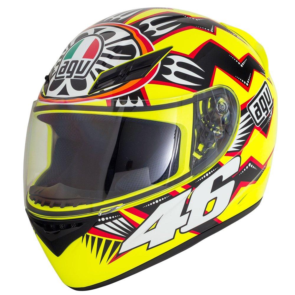 AGV K3 Rossi Brazil 2001 Motorcycle Helmet