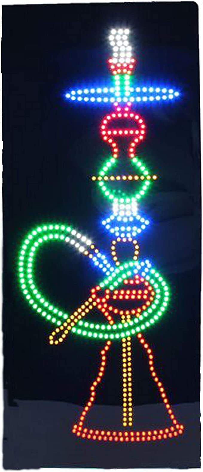 Lounge LED Sign Made in USA 27 x 11 x 1 inches