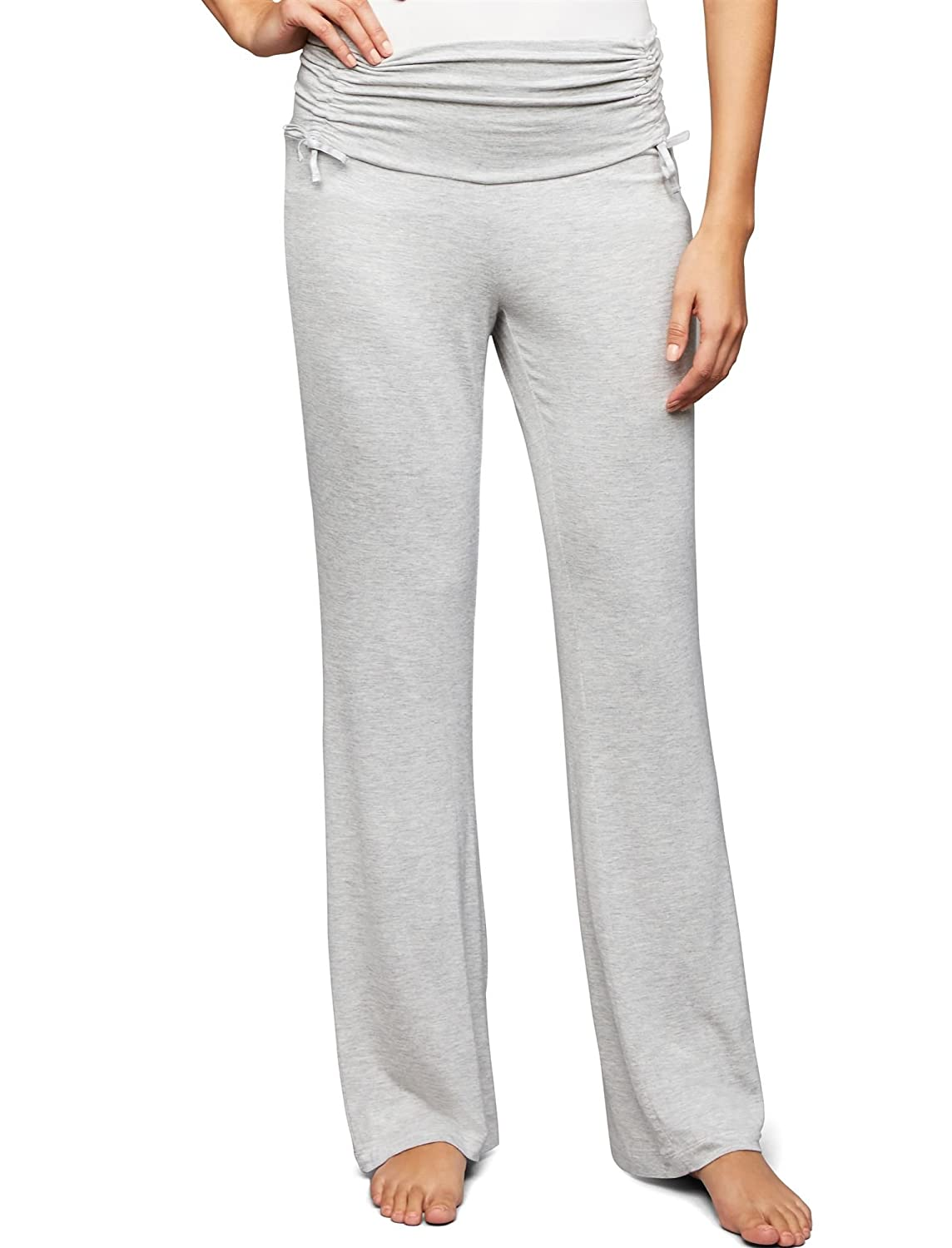 A Pea in the Pod Bow Detail Maternity Sleep Pants