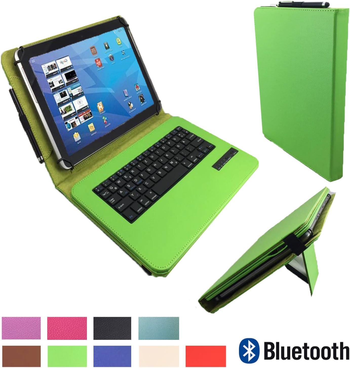 xtab Bluetooth QWERTZ Teclado para Samsung Galaxy Tab ...