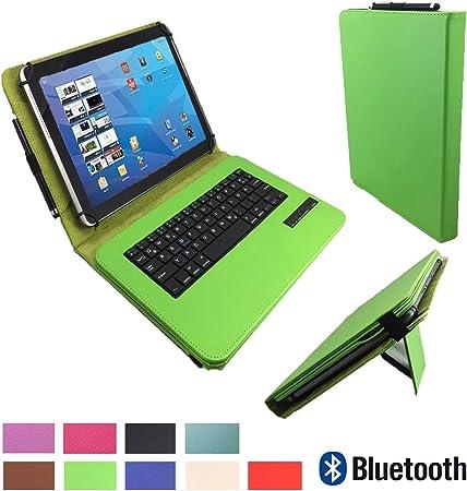 xtab Bluetooth QWERTZ Teclado para Samsung Galaxy Tab S3 t825 ...