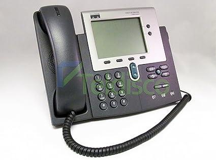Amazon com: 7940G Unified IP Phone (Refurbished): Electronics