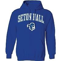 $39 » Campus Colors Long Sleeves NCAA Adult Arch & Logo Gameday Unisex Hooded Sweatshirt