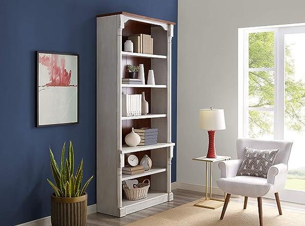 Cheap Martin Furniture Open bookcase modern bookcase for sale
