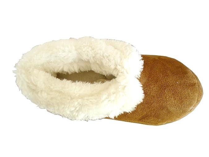 New Women Classic House Slipper Boot Shoe Faux Fur Nice Warm Comfortable-3010L