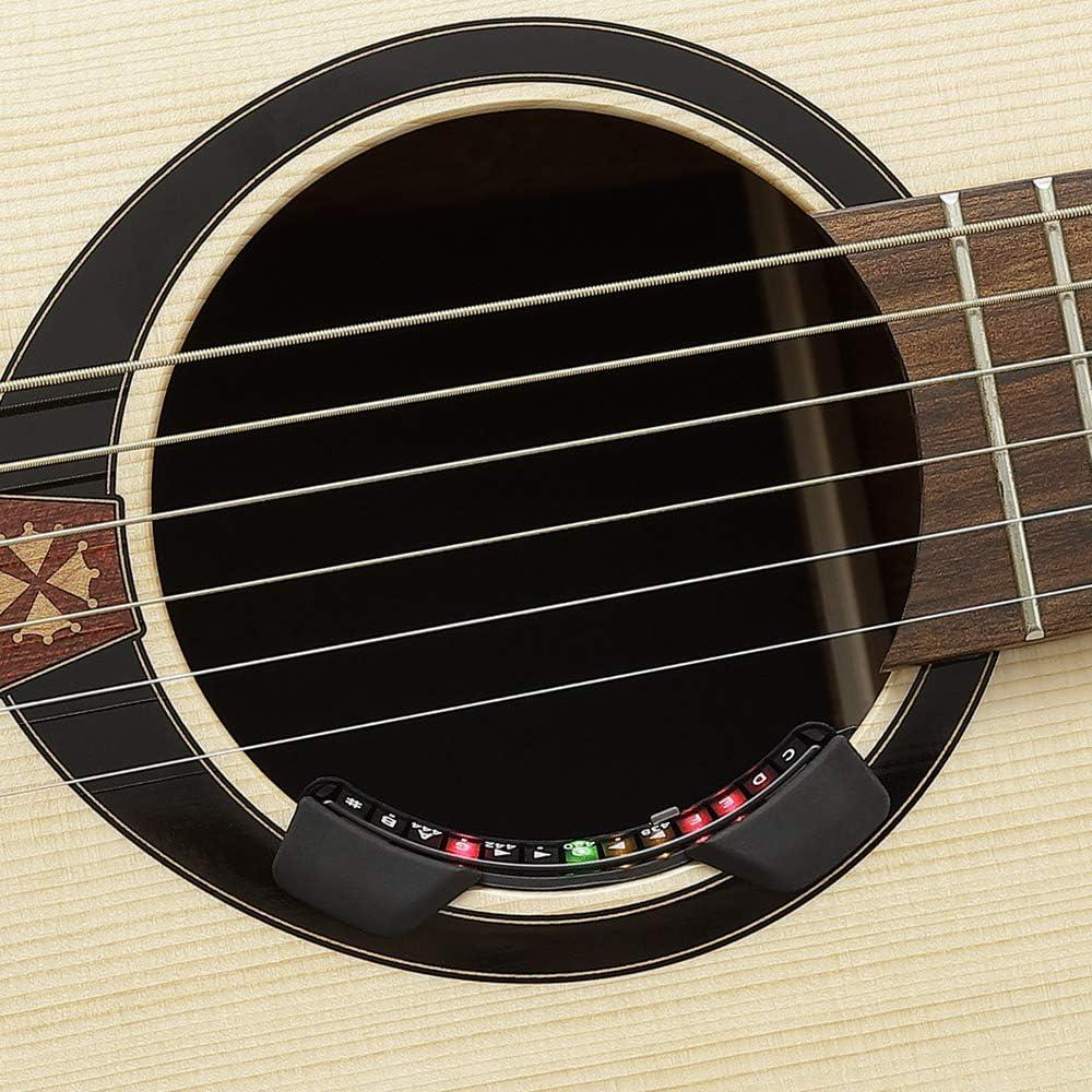 Korg RP-C2, Afinador de Guitarra, Talla única, Multicolor