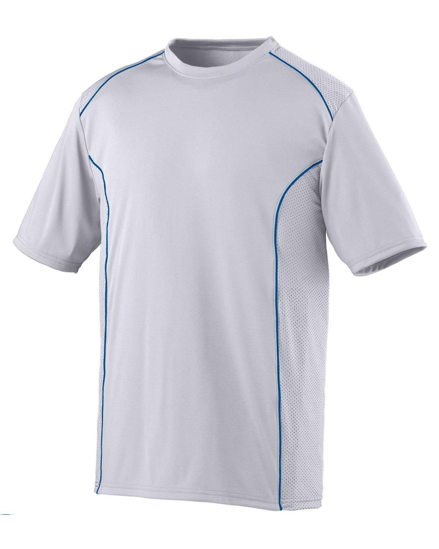 Augusta Sportswear Boys ' Winning Streakクルー B00IUJCJ4S S ホワイト/ロイヤル ホワイト/ロイヤル S