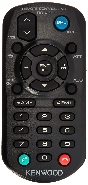Kenwood KDC-168U In-Dash 1-DIN CD Car Stereo Receiver with Front USB Input KDC-138U