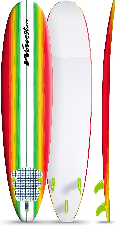 Best Surfboards :RAYSTREAK 7'2 Soft to Surfboard