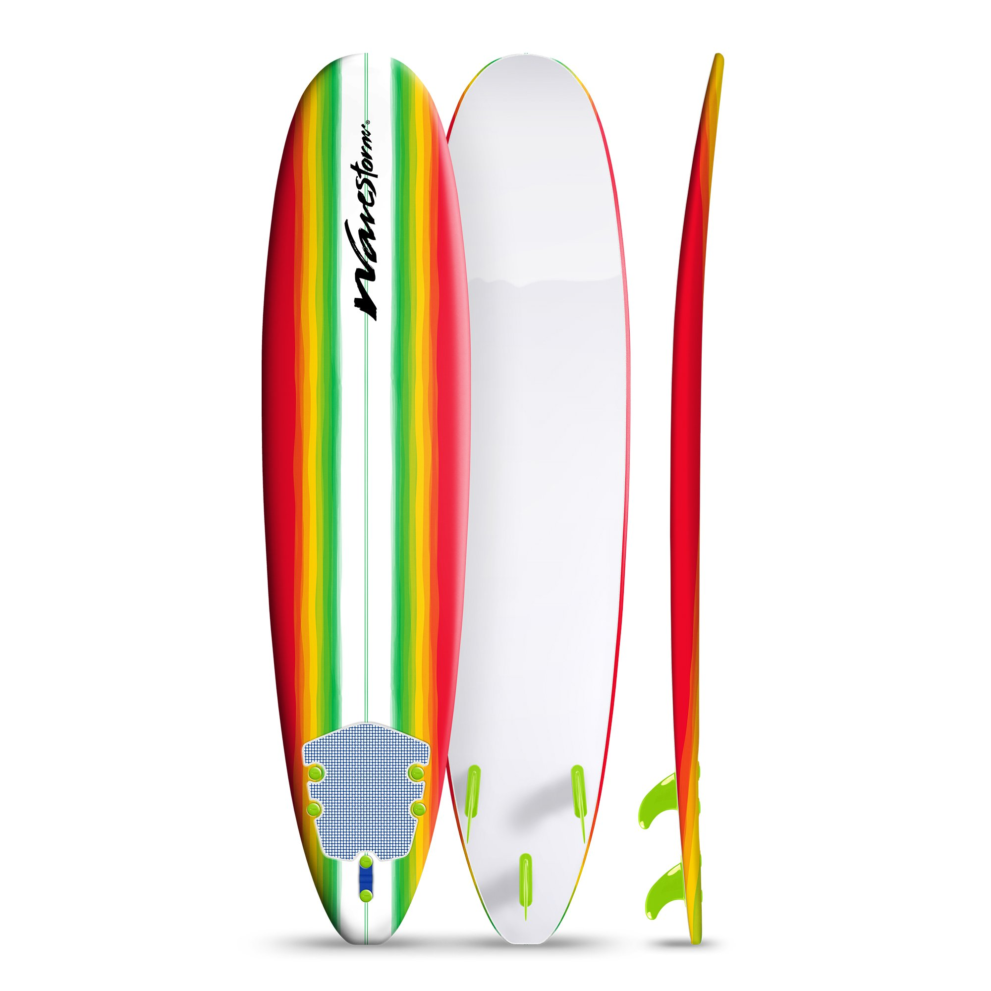 Wavestorm 8' Classic Surfboard by Wavestorm
