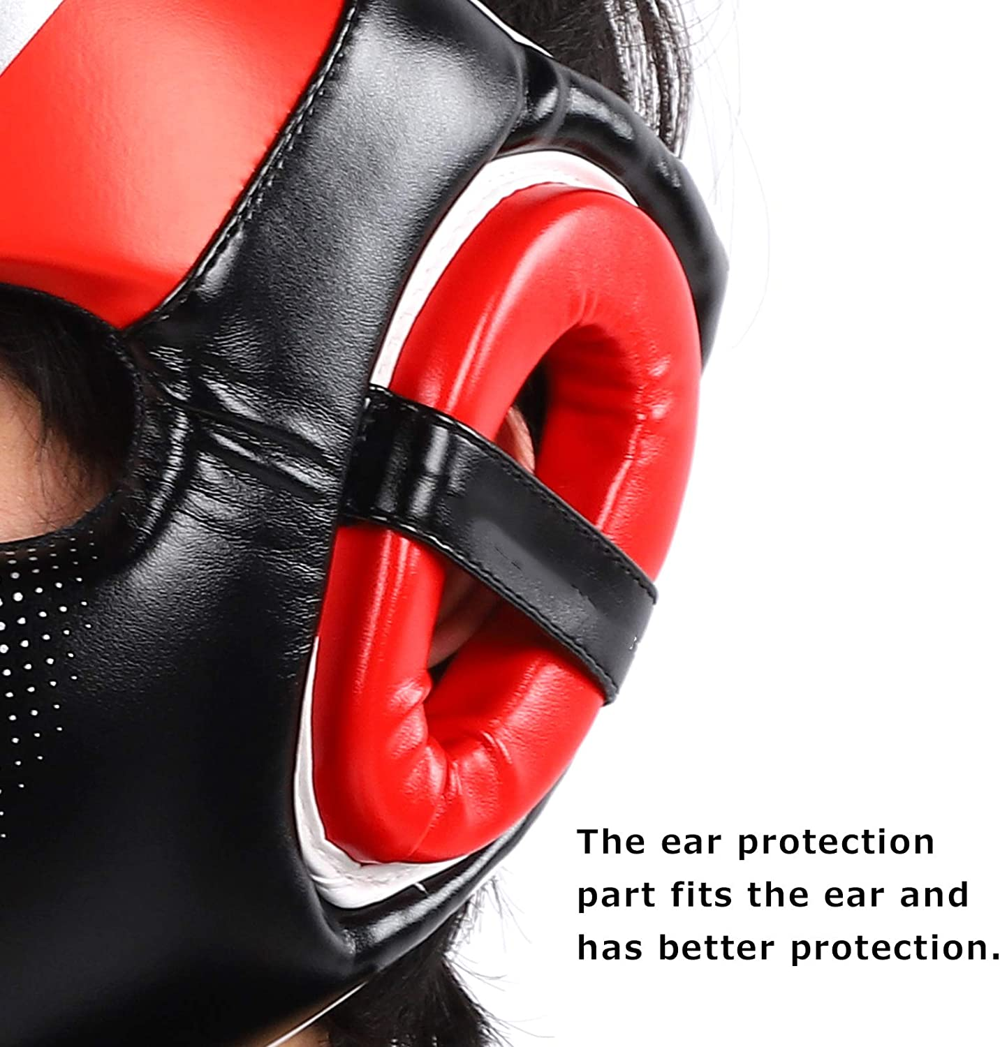 for Gym Boxing Mixed Martial Arts Muay Thai More Boxing Headgear Yivibe Boxing Equipment