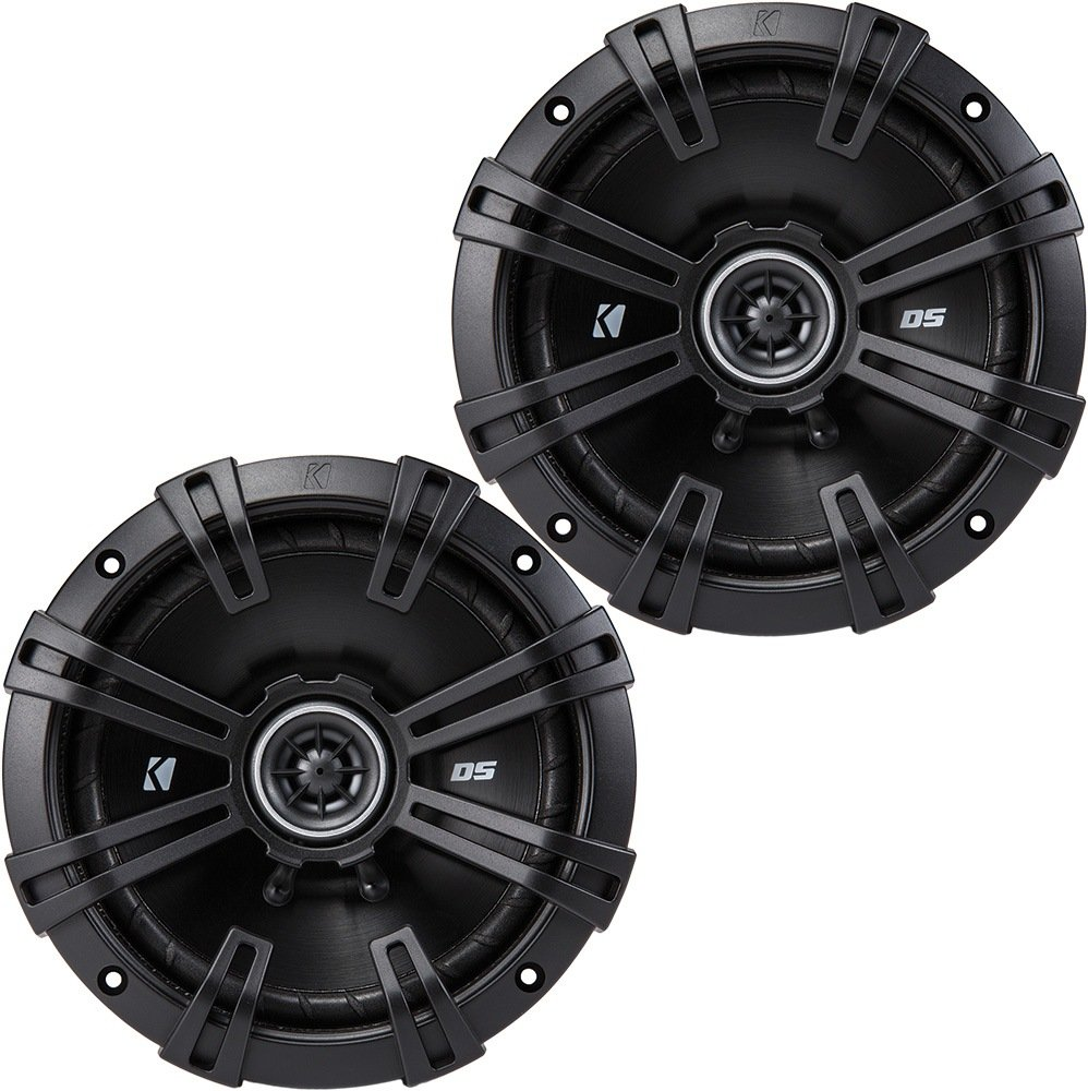 2 Kicker 43dsc6704 D Series 675 240w Way 4 Ohm Car Nissan Altima Speaker Harness Audio Coaxial Speakers Cell Phones Accessories