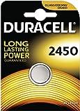 Cuatro (4) X Duracell CR2450de litio pilas de botón, litio, 3V, incluye embalaje