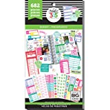 me & my BIG ideas Sticker Value Pack for Classic Planner - The Happy Planner Scrapbooking Supplies - Budget Theme…
