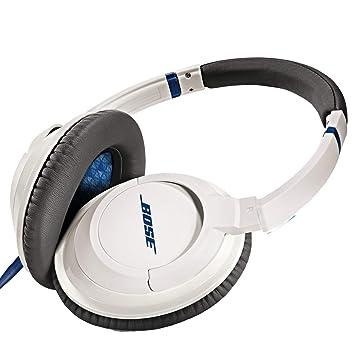 Bose SoundTrue - Auriculares de diadema cerrados, blanco