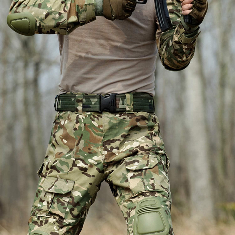 Protector táctico de Rodilla y Codo para Paintball Airsoft Combate ...