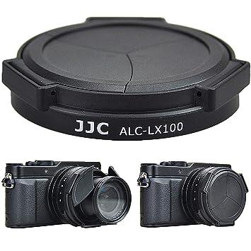 Panasonic dmw-lfac1guk schwarze automatische Objektivklappe