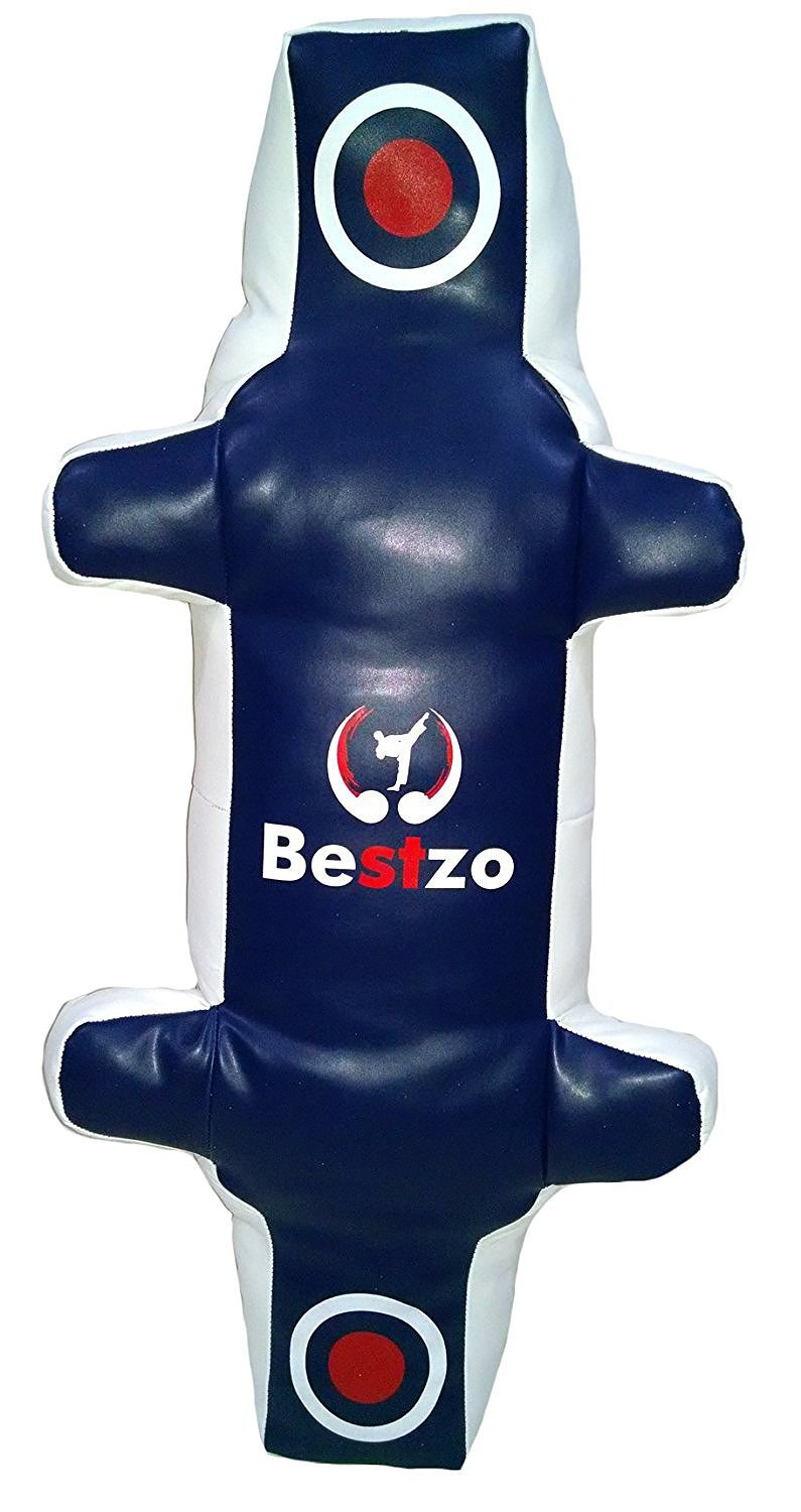 bestzo MMA Punching Bag – – Motionマスターの格闘arts-syntheticレザーblue-unfilled Leather 59 Inch 59 (5 ft) Synthetic Leather Blue B01M70ULMZ, プチコパン:fa780f76 --- capela.dominiotemporario.com