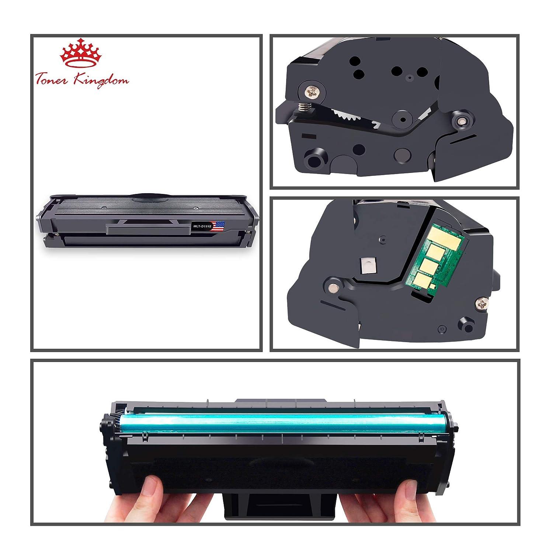 MLT-D111S, Toner Kingdom MLT D111S Compatible para Cartucho Tóner ...