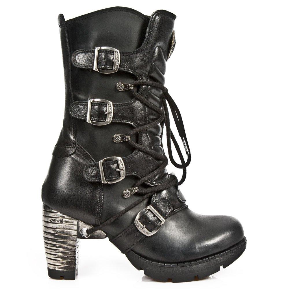 New Rock Damen M.tr003-s1 Hohe Stiefel