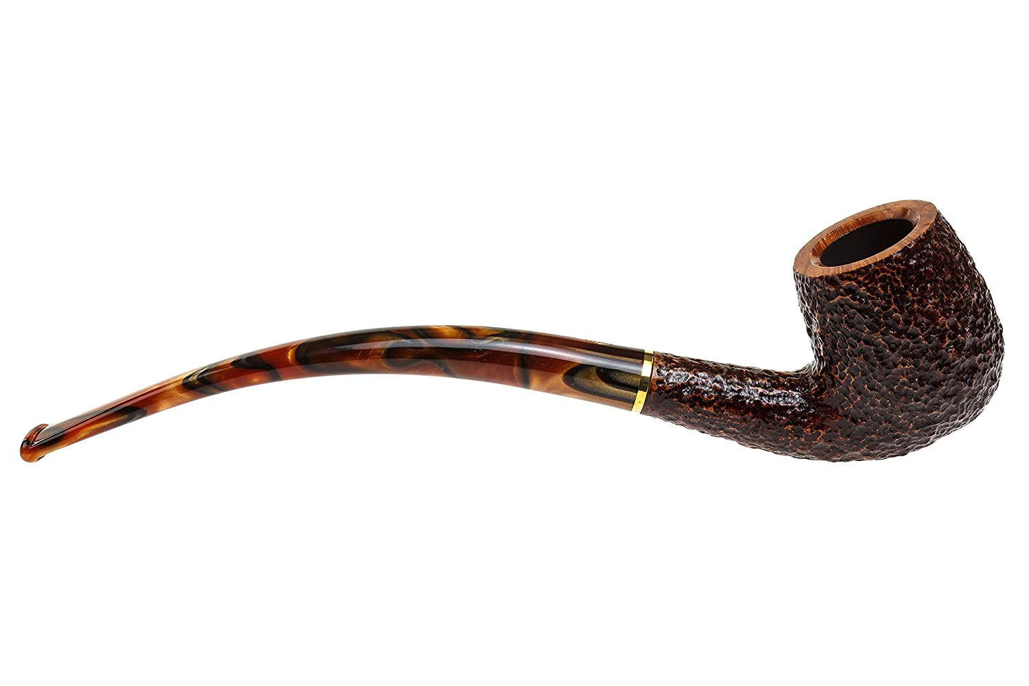 Amazon.com: Savinelli Clarks Favorite Brownblast Tobacco Pipe: Everything  Else