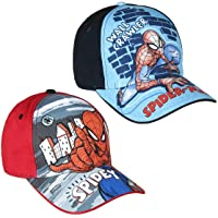 Marvel Spiderman Cap,Baseball Cap,Adjustable,Official Licensed.