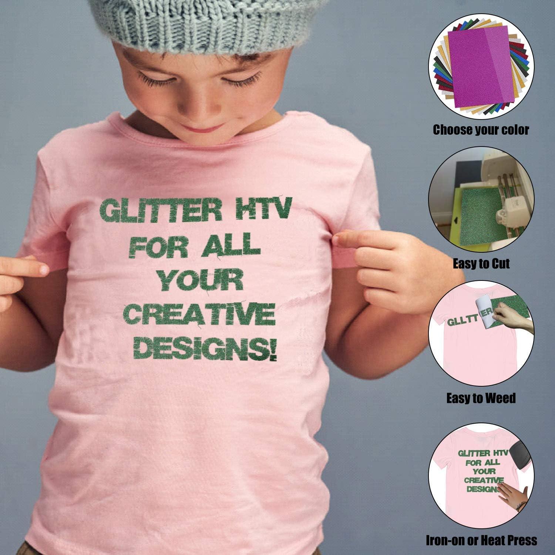 Best Professional: Glitter Heat Transfer Vinyl