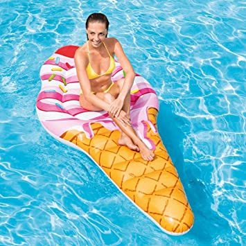 Amazon.com: Intex hinchable helado alfombrilla flotador ...