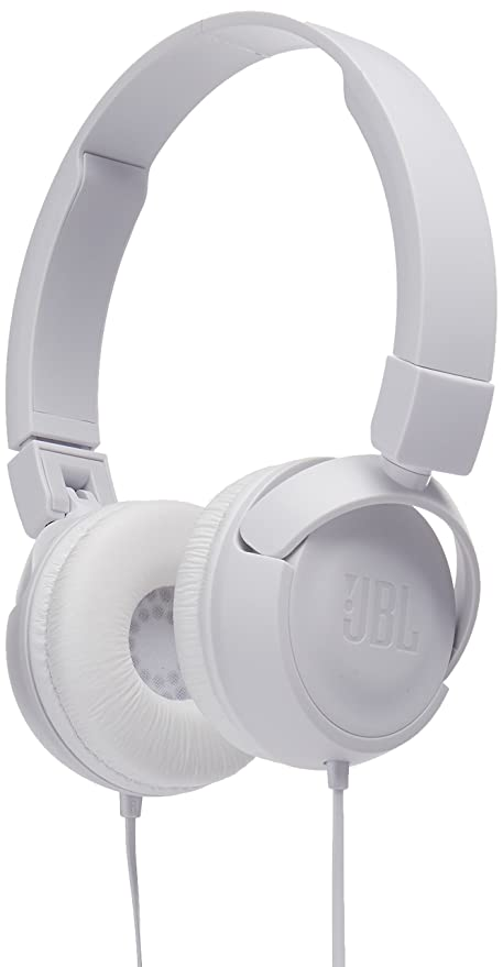 8c5274ebbc0 JBL Pure Bass Sound Bluetooth T450BT Wireless On-Ear Headphones White