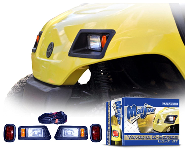 Golf Cart Basic Light Kit For Yamaha G Series Gas Ezgo Marathon Wiring Diagram Electric Sports Outdoors