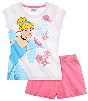 Disney Princess Chicas Pijama mangas cortas 2016 Collection ...