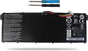 Vinpera AC14B8K Battery for Acer Chromebook C810 C910 CB3-531 CB5-571 CB3-111 Aspire V3-371 E3-111 E3-112 ES1-111 ES1-511 ES1-512 ES1-521 ES1-531 E5-771 R5-471T R7-371T ES1-111M