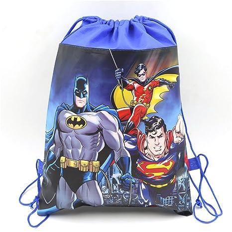 Turn Bolsa DC Comics Batman Superman - Mochila Bolsa Bolsa ...