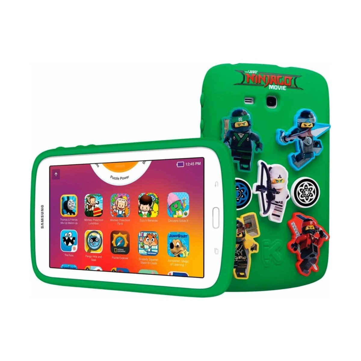 Samsung Galaxy Kids Tablet 7.0'' THE LEGO NINJAGO MOVIE Edition