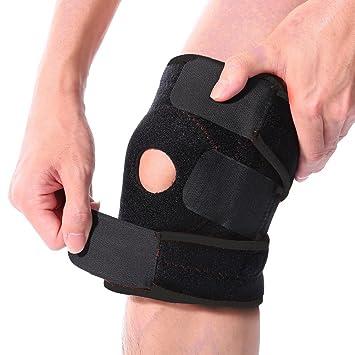 cda5438408 ROYI Knee Brace Support Sleeve For Arthritis, ACL, Running, Basketball,  Meniscus Tear