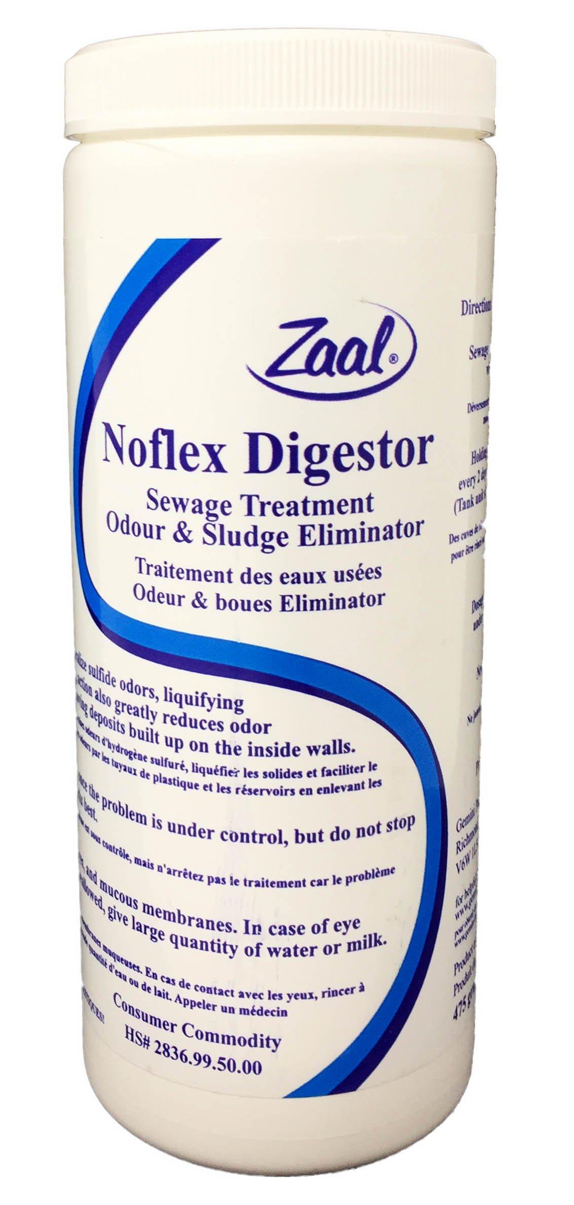 BoatersMate Zaal Noflex Digestor Sewage Treatment Odour & Sludge Eliminator