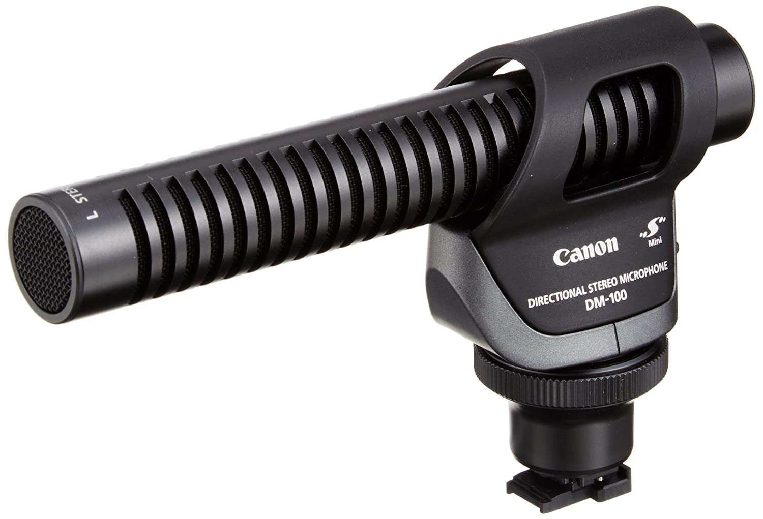 Canon 2591B002 DM-100 Directional Stereo Microphone