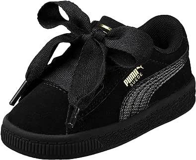 PUMA Unisex-Kids Suede Fashion Sneakers