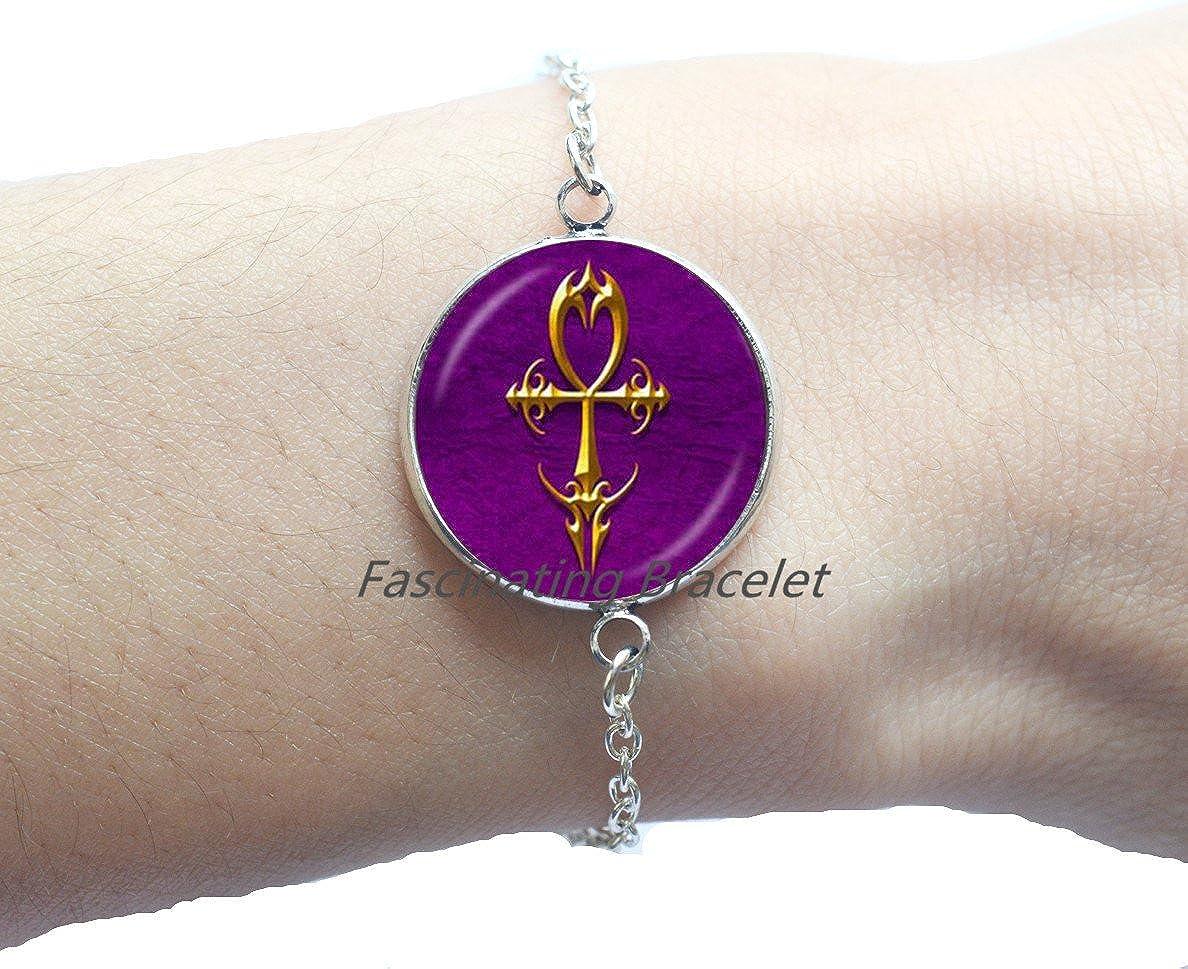 charmingAncient Egyptian Ankh Bracelet